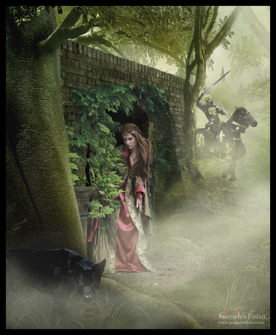 Secret of the Misty Woods - Subdued