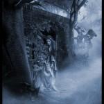 Secret of the Misty Woods - Cyanotype