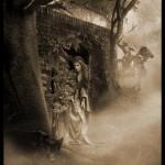 Secret of the Misty Woods - Sepia