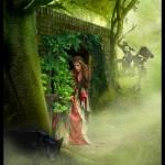 Secret of the Misty Woods - Vibrant