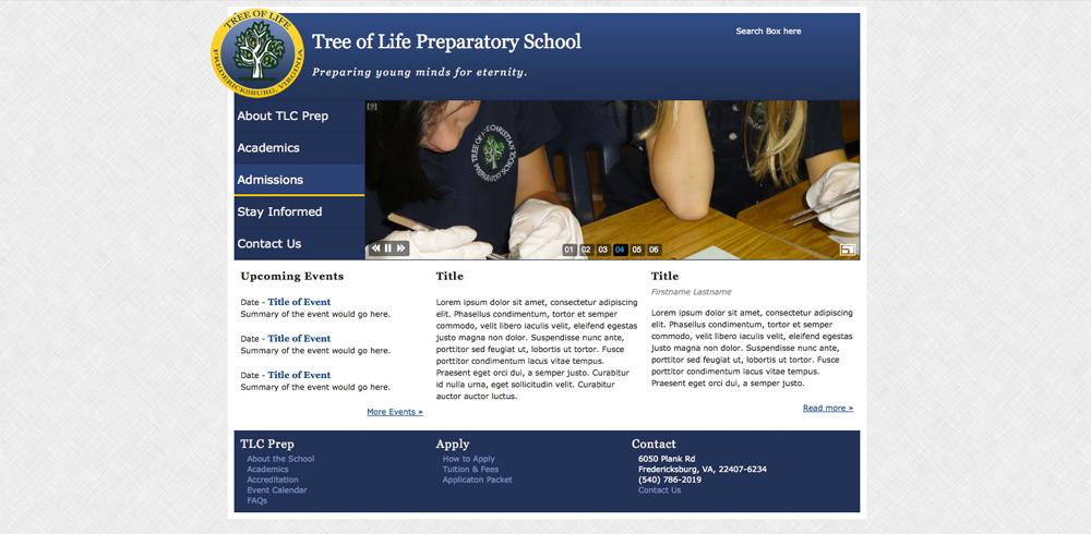 Tree of Life Christian Preparatory School